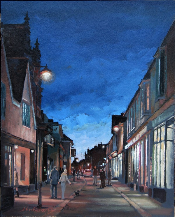 John Roberts - Evening shopping