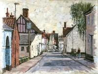 John Roberts - Theatre St.& Market Hill
