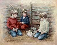 John Roberts - Three Boys