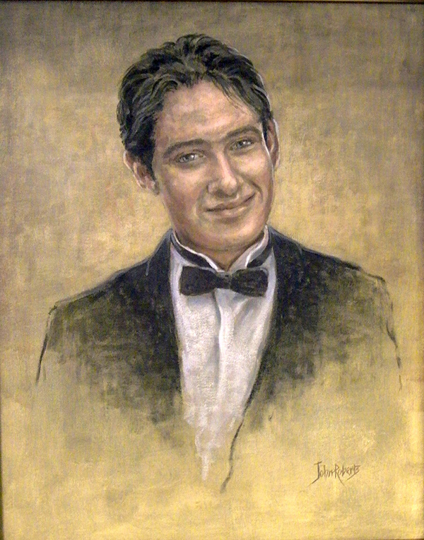 John Roberts – Commissioned Portrait