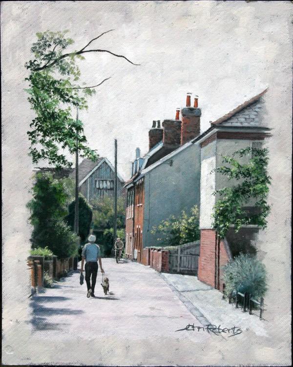 John Roberts - A walk down Brook Street