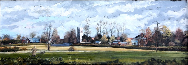 John Roberts – Bredfield Village
