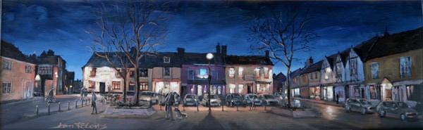 John Roberts - The Hill, Woodbridge