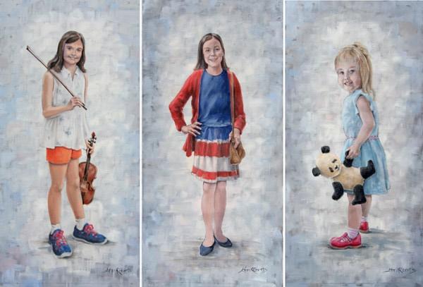 John Roberts – Commissioned Portraits