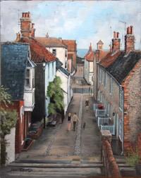 John Roberts - Aldeburgh Town Steps