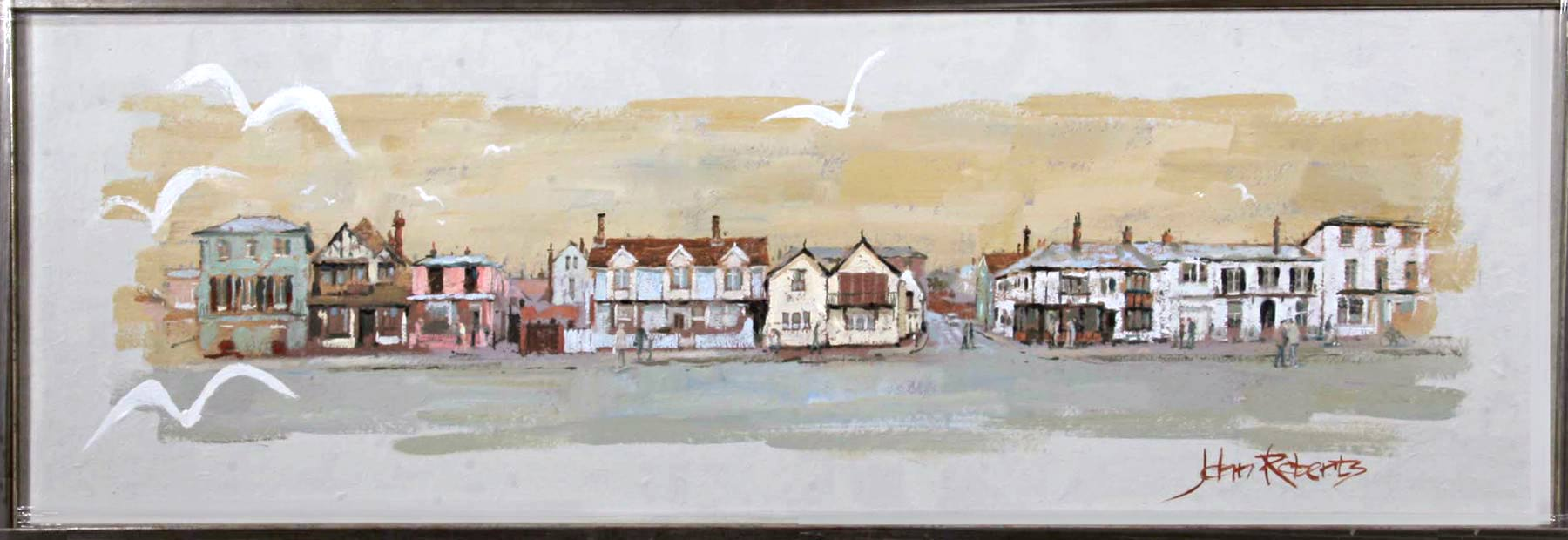 John Roberts – Aldeburgh Seafront