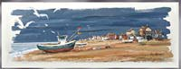 John Roberts - Aldeburgh Beach