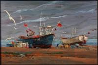 John Roberts - Beach boats