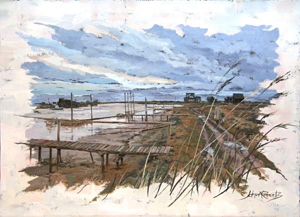 John Roberts – Blythe Estuary