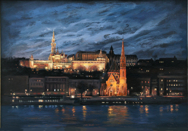 John Roberts - Night in Budapest