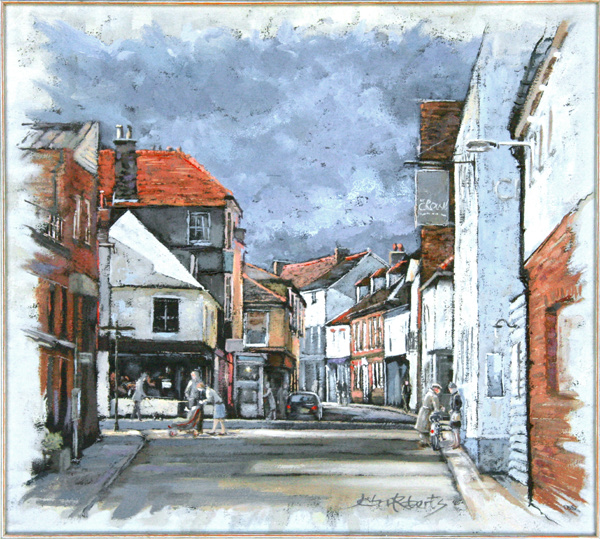 John Roberts - Church Street