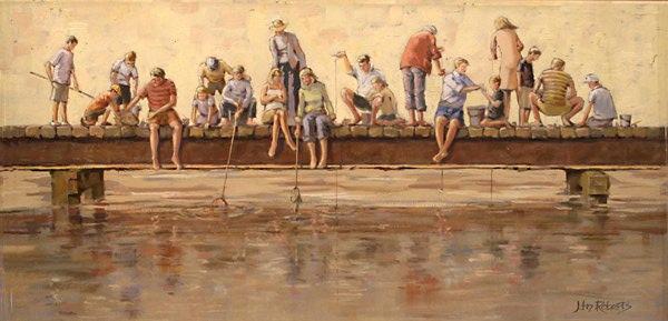 John Roberts – Crabbing