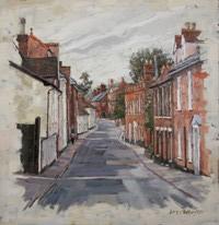John Roberts - Along Cumberland Street