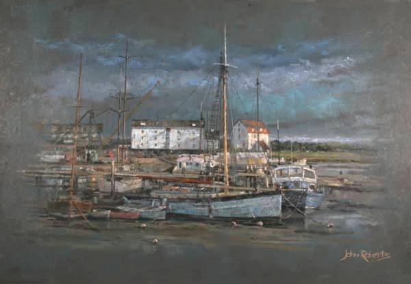 John Roberts – Dock