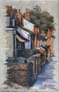John Roberts - Drybridge Downhill