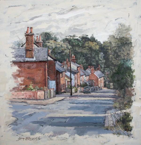 John Roberts - Drybridge Hill