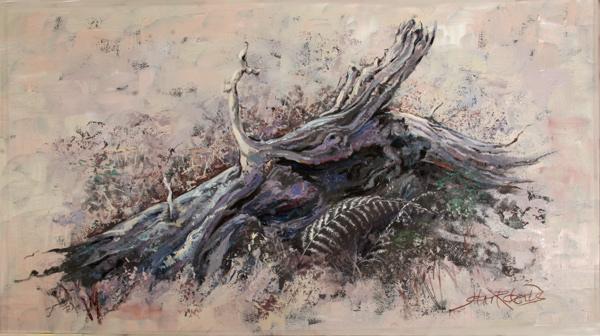 John Roberts - Forest floor