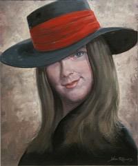 John Roberts - Girl in a hat