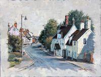 John Roberts - Approach to Woodbridge Town