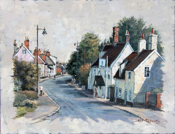 John Roberts – Approach to Woodbridge Town