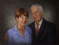 John Roberts - Commissioned Portrait