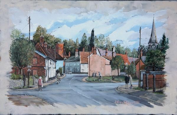 John Roberts - Melton Village