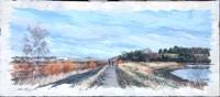 John Roberts - River wall