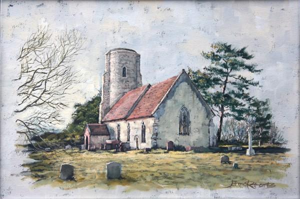 John Roberts - Ramsholt Church