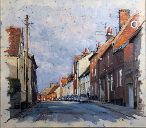 John Roberts – Seckford Street
