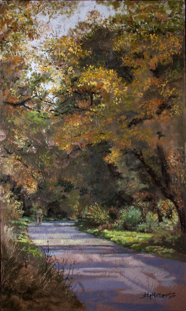 John Roberts – The Road