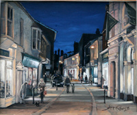 John Roberts - Woodbridge at Night