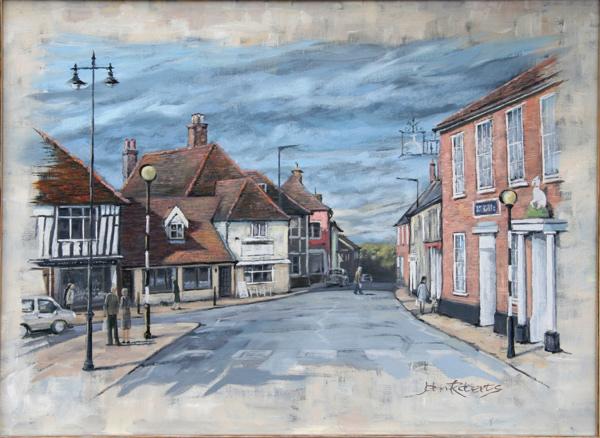 John Roberts - Wickham Market