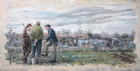 John Roberts - The allotment