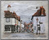 John Roberts - Cross Corner from Cumberland Street