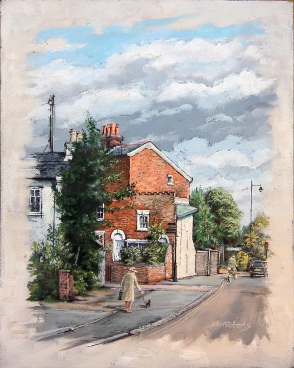 John Roberts - At the corner of Brook Street