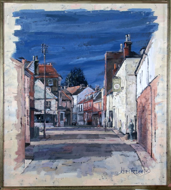 John Roberts - Cross Corner Woodbridge