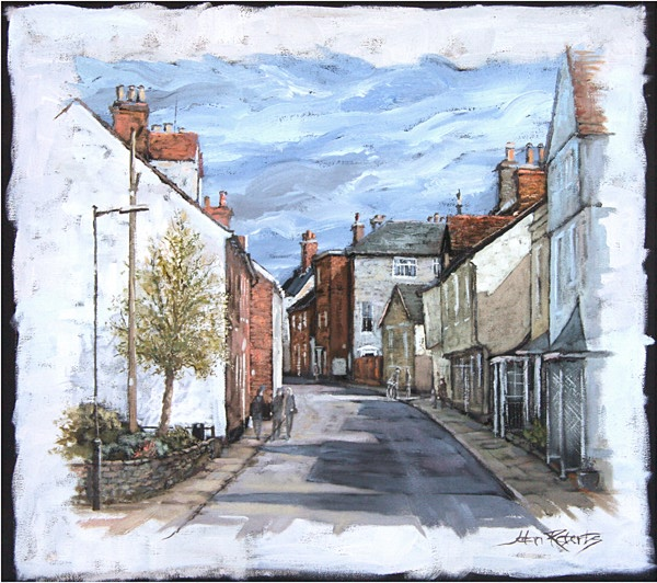 John Roberts – Cumberland street,Woodbridge
