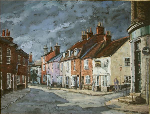 John Roberts - New Street