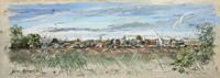 John Roberts - Windswept reeds
