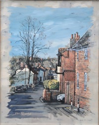 John Roberts - Seckford Street