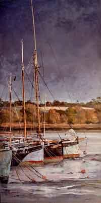 John Roberts - Woodbridge Dock