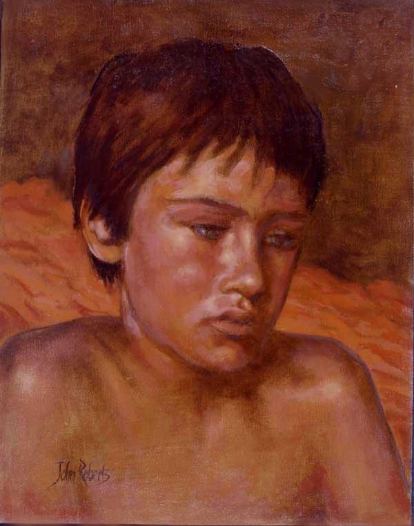 John Roberts – Young Boy