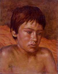 John Roberts - Young Boy